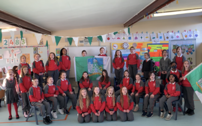 Limerick day in Scoil Iósaf